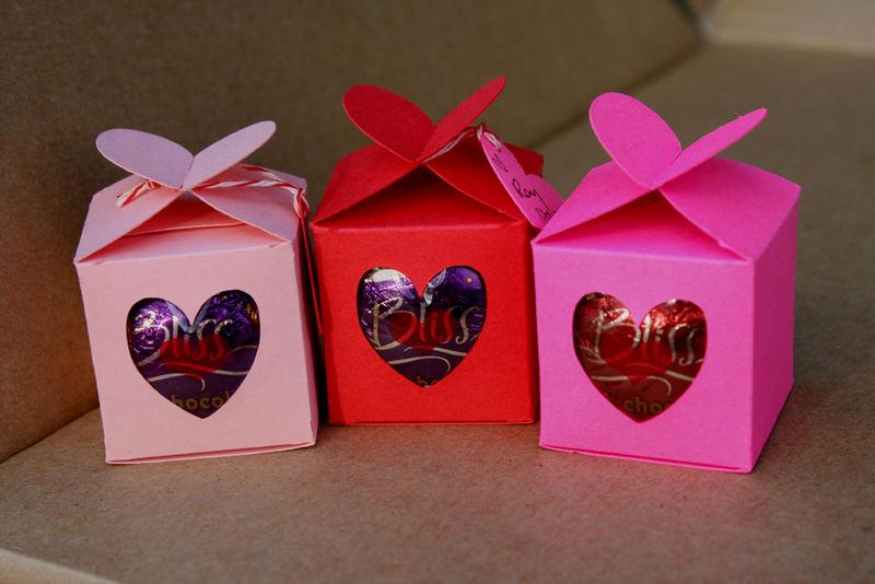 Valentine heart box 4