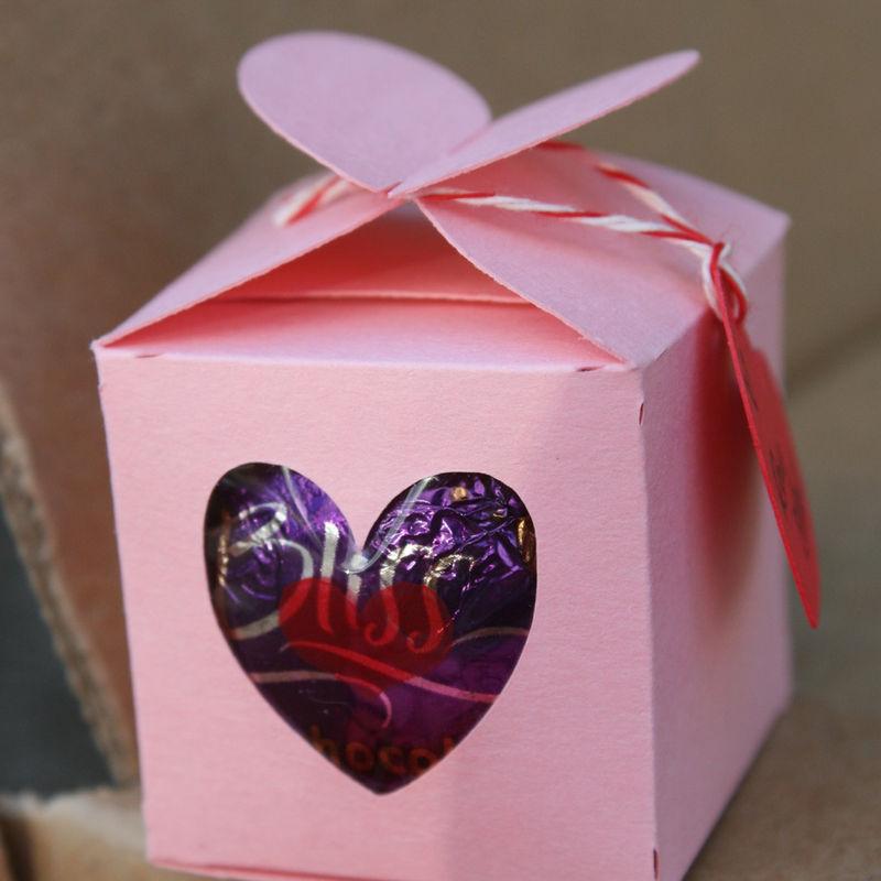 Valentine heart box 5