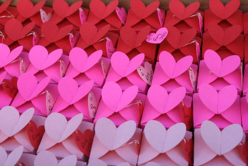 Valentine heart box 3