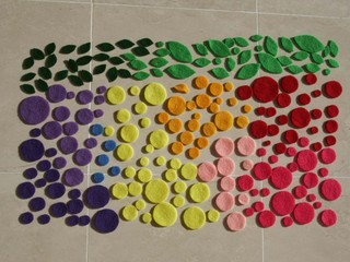 Felt_circles_and_leaves_view_3_marc