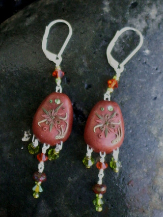 Amandas_polymer_earrings