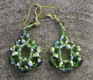Raw_firepolish_earrings