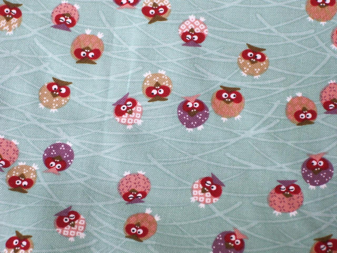 Japanese_owl_fabric_1