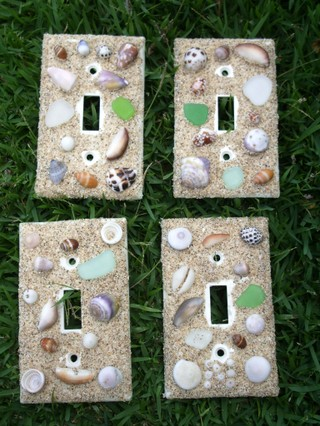 Lightswitch_plates_with_shells_from_camp