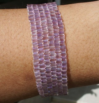 Peyote_stitch_cuffs_amethyst_cuff_band_2